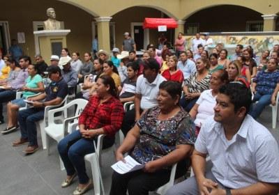 10- Entrega de equipos productivos en San Ignacio