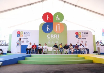 10- Inauguración del nuevo Centro de Rehabilitación Integral de Mazatlán