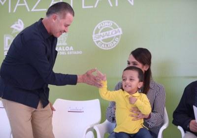 13- Inauguración del nuevo Centro de Rehabilitación Integral de Mazatlán