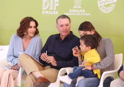 15- Inauguración del nuevo Centro de Rehabilitación Integral de Mazatlán