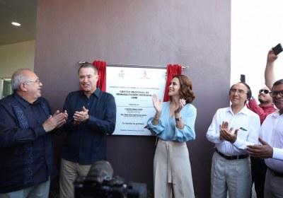 2- Inauguración del nuevo Centro de Rehabilitación Integral de Mazatlán