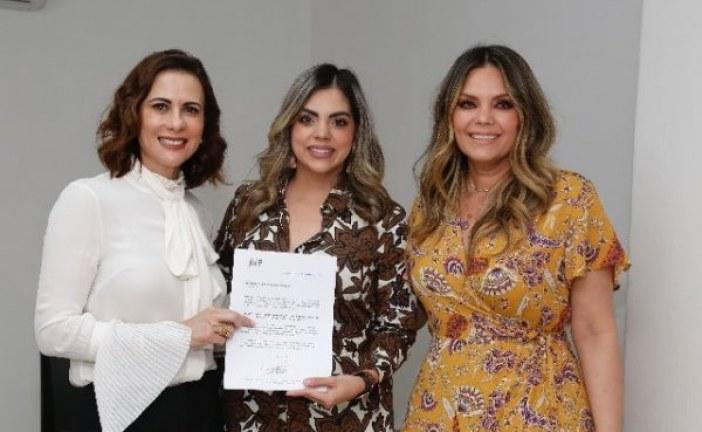 Tomó protesta María Fernanda Rodríguez Castro, como directora del CRRI Mazatlán
