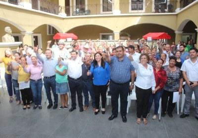 3- Entrega de equipos productivos en San Ignacio