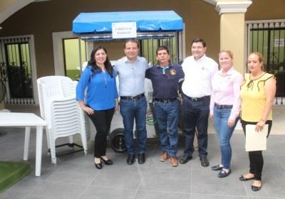 4- Entrega de equipos productivos en San Ignacio