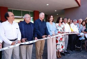 Inauguran nuevo Centro de Rehabilitación Integral de Mazatlán