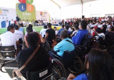 6- Inauguración del nuevo Centro de Rehabilitación Integral de Mazatlán