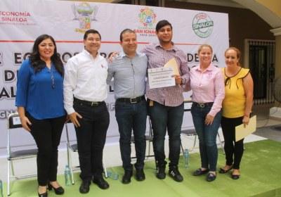 7- Entrega de equipos productivos en San Ignacio