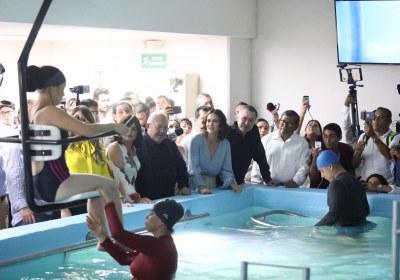 7- Inauguración del nuevo Centro de Rehabilitación Integral de Mazatlán