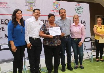 8- Entrega de equipos productivos en San Ignacio