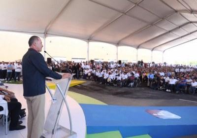 9- Inauguración del nuevo Centro de Rehabilitación Integral de Mazatlán