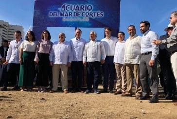La Transformación de Mazatlán no se detiene: Va por el Mejor Acuario de Latinoamérica