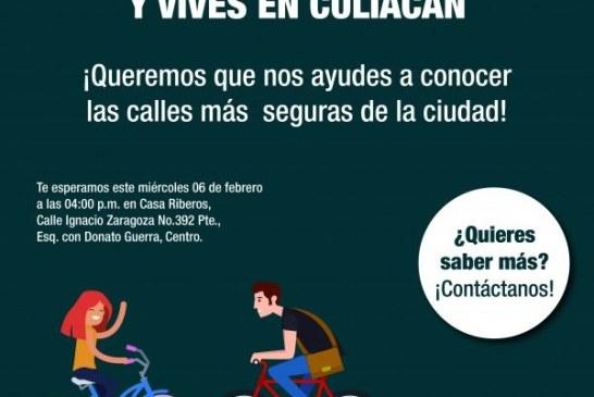 Culiacán busca Ciclistas