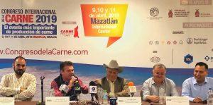 Congreso Internacioal de la Carne Sede Mazatlán 2019 1