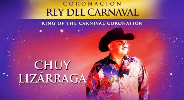 Coronación Rey de la Alegrìa Carnaval de Mazatlán 2019