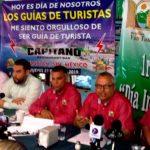 Por primera vez se celebra en Mazatlán el día Internacional de Guías de Turistas