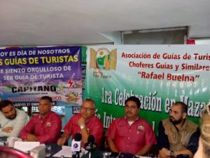 Día Internacional Guías TYurísticos Mazatlán 2019 2