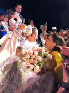 Dania Zatarain Reina Infantil Carnaval Mazatlán 2019