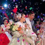 Dania Zatarain y Roberto Tirado, forman parte ya de la realeza del Carnaval Mazatlán 2019