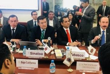 Álvaro Ruelas Echave, Secretario de Desarrollo Social participa en la reunión de CONAGO