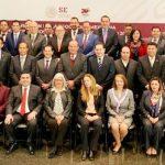Realizan reunión de trabajo integrantes de la AMSDE y Secretaría de Economía Federal