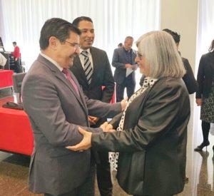 Javier Lizárraga SE Sinaloa Asociación Mexicana de Secretarios Desarrollo Económico Secretaria Economía Federal Graciela Márquez Colín 2019 2