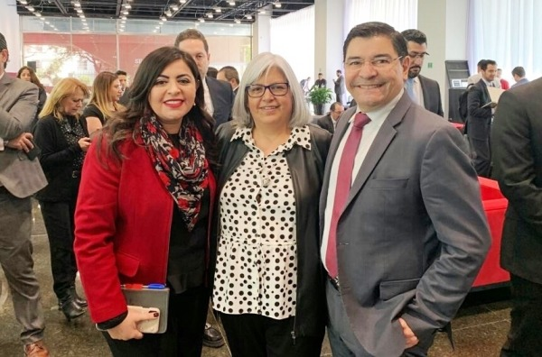 Javier Lizárraga SE Sinaloa Asociación Mexicana de Secretarios Desarrollo Económico Secretaria Economía Federal Graciela Márquez Colín 2019 3
