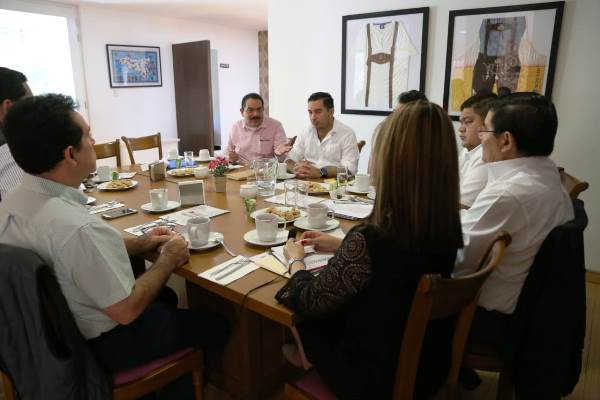 Julio César Silvas, Presidente Alianza Competitividad Empresas Sinaloa 2019