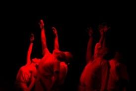 Danza Contemporánea en  el Museo de Arte de Mazatlán