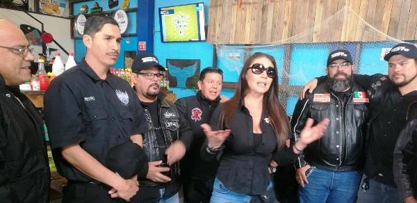 Moto Clubs de México Apoyan a Moto Club Mazatlán 2019 1