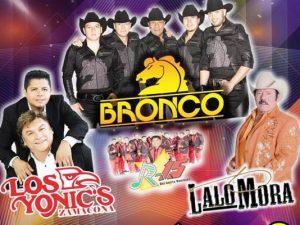 Show en Vivo Grandes Espectáculos en Mazatlán 2019 2