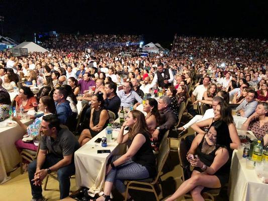 Show en Vivo Grandes Espectáculos en Mazatlán 2019 5