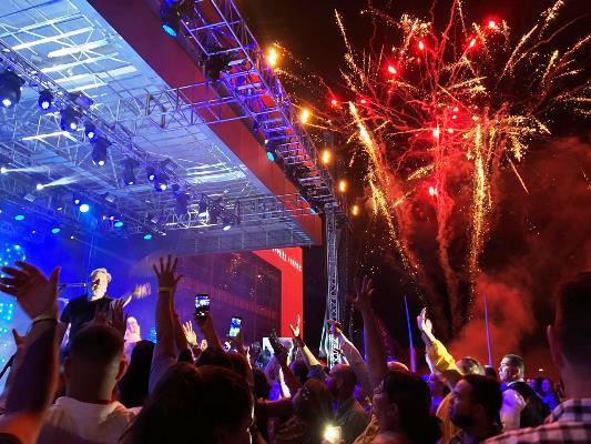 Show en Vivo Grandes Espectáculos en Mazatlán 2019 6