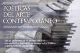 Exposición  PictóricaPoética del Arte Contemporáneo
