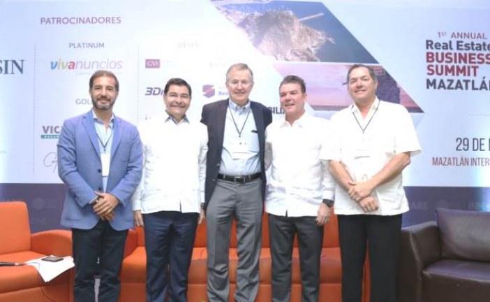 Mazatlán en ruta de seguir generando mayor inversión turística e impulsando la economía de Sinaloa