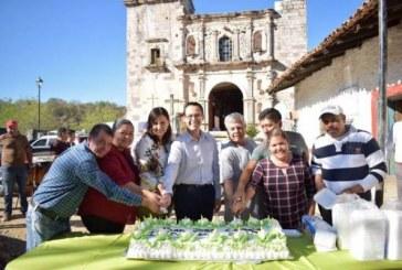 Tradicionales fiestas de la comunidad de Copala