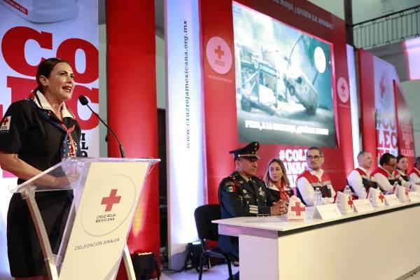 Colecta Anual Cruz Roja Sinaloa 2019 2