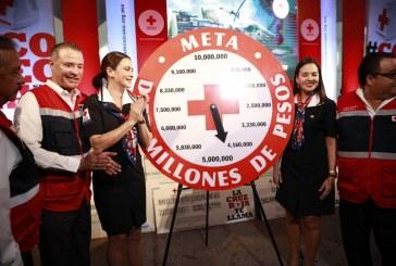 La Cruz Roja te llama: Inicia Colecta anual men Sinaloa