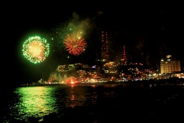 Combate Naval del Carnaval de Mazatlán 2019