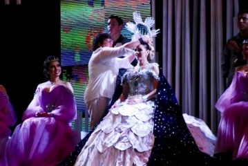 Fue Coronada en Mazatlán Yamile I como Reina de Los Juegos Florales 2019
