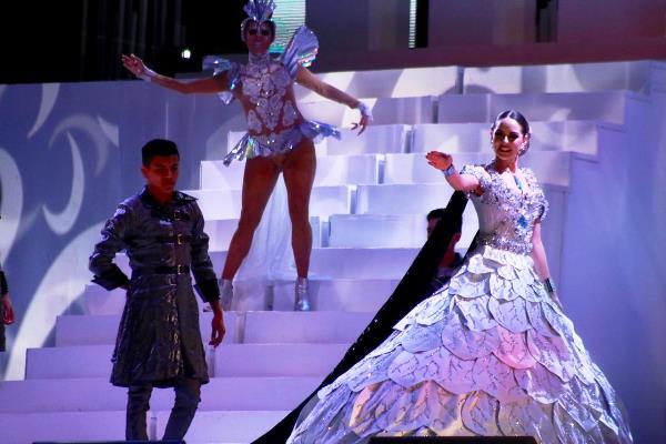Coronación Yamile I Reina Juegos Florales Carnaval Mazatlán 2019 Gal (1)