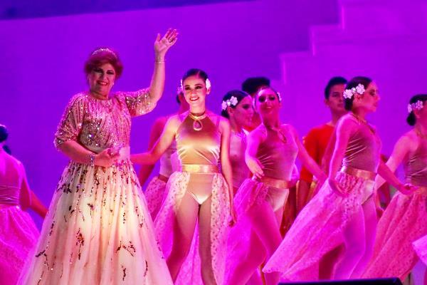 Coronación Yamile I Reina Juegos Florales Carnaval Mazatlán 2019 Gal (12)