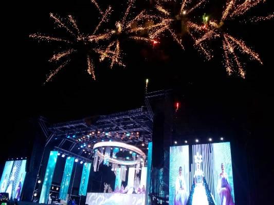Coronación Yamile I Reina Juegos Florales Carnaval Mazatlán 2019 Gal (13)
