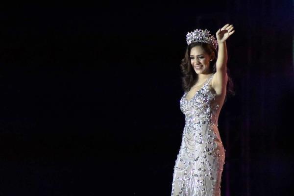 Coronación Yamile I Reina Juegos Florales Carnaval Mazatlán 2019 Gal (15)