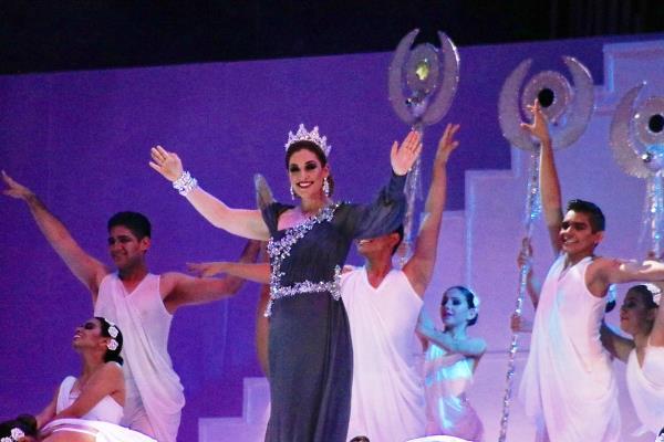 Coronación Yamile I Reina Juegos Florales Carnaval Mazatlán 2019 Gal (19)