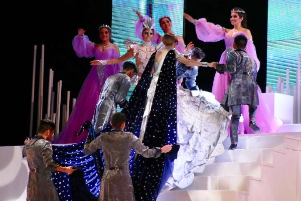 Coronación Yamile I Reina Juegos Florales Carnaval Mazatlán 2019 Gal (21)