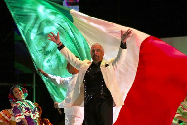 Coronación Yamile I Reina Juegos Florales Carnaval Mazatlán 2019 Gal (22)