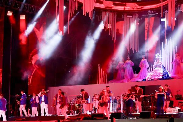 Coronación Yamile I Reina Juegos Florales Carnaval Mazatlán 2019 Gal (6)