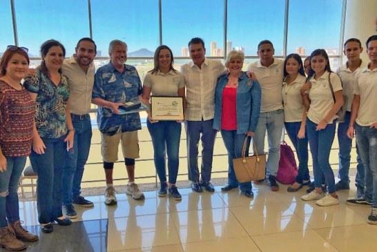 Diana Zatarain González nos da una cátedra de empatía para con los turistas