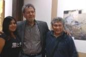 Elmer Mendoza ofrece Charla en Taller Literario en Mazatlán