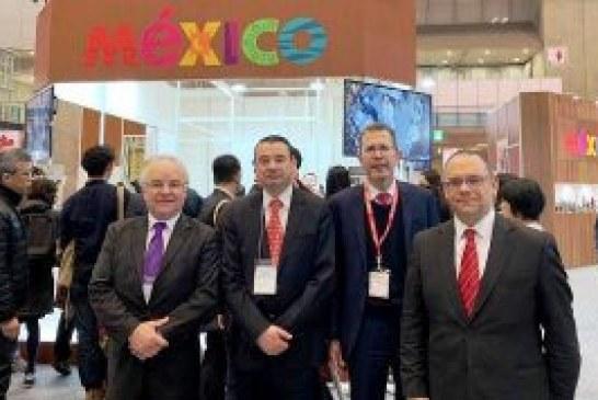 Empresas mexicanas en Foodex Japan 2019